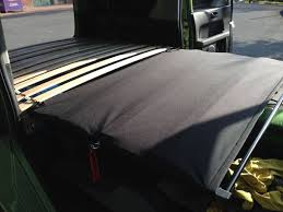 Folding Bed for Car Camping 11 Steps with