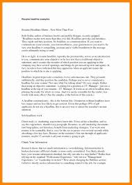 Headline Resume Examples 60 Luxury Salesforce Administrator Resume Examples Photograph 32