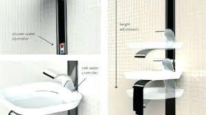 s shower toilet combo rv unit for