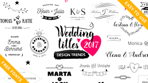 Wedding Title Videohive Wedding Titles 16778091 Free After Effects