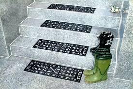 non slip stair treads outdoor decorative rubber stair treads outdoor decorative outdoor stair treads rubber non
