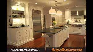 white shaker kitchen cabinet. White Shaker Kitchen Cabinets U.S.A. Only At Thewoodfloorsource 508-897-0922 - YouTube Cabinet