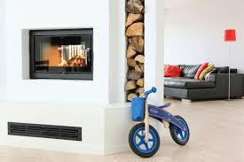 wood burning fireplace insert double sided 2 1 rais