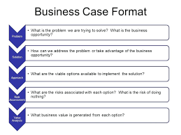 Simple Business Case Templates Project Management Business Case Template Simple Business Case