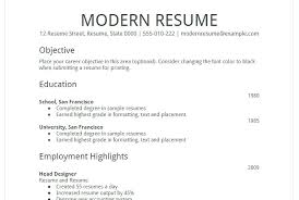 Google Resume Templates Free Curriculum Vitae Design Template Free