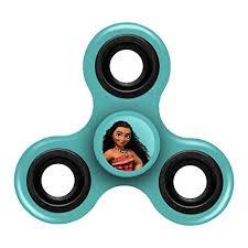 Spinner Three Moana Way Disney -