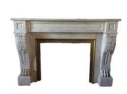 zoom large french bespoke plaster fireplace surround bazouges french lighting bazouges french