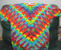 Advanced Tie Dye Patterns Adorable Tiedyethe Results Bunks' Blog