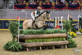 Lauren Kieffer Takes All in Horseware Indoor Eventing Challenge at The  Royal | Eventing Nation - Three-Day Eventing News, Results, Videos, and  Commentary