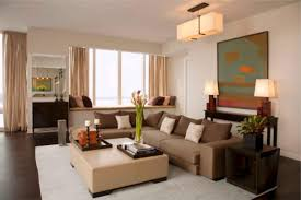 Living Room With Sectional Living Room Gray Sectional Sofa White Table Lamps Gray Sofa