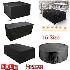 large waterproof garden patio furniture
