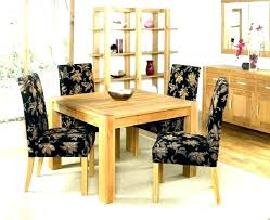colorful kitchen chairs contemporary two chair cushions on the varnished for windsor view in gallery table