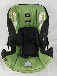 green britax b safe 35 car seat fabric