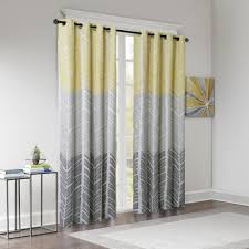 Intelligent Design Kennedy Printed Lined Blackout Window Curtain - Free  Shipping On Orders Over $45 - Overstock.com - 19635256