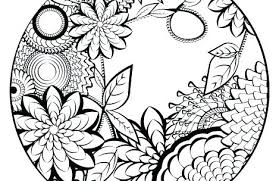 Mandala Coloring Pages Pdf Mandala Coloring Pages Free Animal