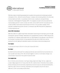 Free Consulting Proposal Template