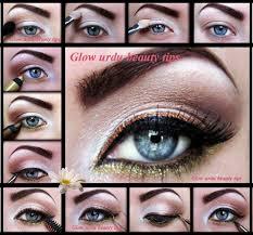 beautiful eye makeup step by step look