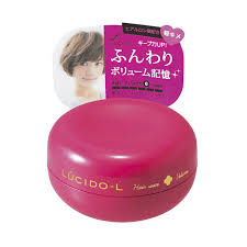 Lucido L Hair Wax Volume Net Volume 60 G