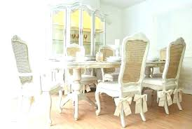 shabby chic dining table and chairs breakfast kitchen sets