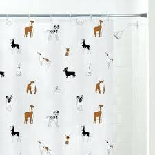 dog shower curtain mainstays dogs shower curtain or liner inches x inches multi scottie dog shower dog shower curtain