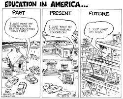 Horace Mann Quotes Magnificent Horace Mann Education Reform Cartoon