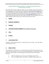 Fill In The Blank Resume Templates Gorgeous Resume Fill Up How To A The Elegant 48 OAuth48 And LinkedIn API