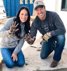 Chip and Joanna Gaines talk launching ...