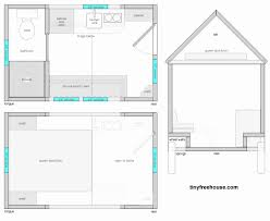 tiny house on wheels floor plans with no loft unique 60 elegant stock tiny house plans