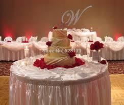 Wedding Decorations Re Aliexpresscom Buy Free Shipping Silver 45inch X 10yards