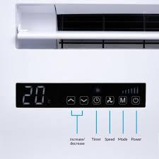 electriq smart12hp 10000 btu wall