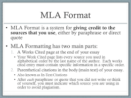 How To Quote In Mla Unique Quote Reference Format Mla