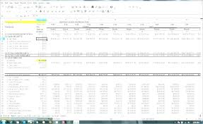Forecasting Spreadsheet Budget Forecast Template Excel E Tobacco Spreadsheet