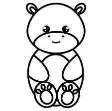 Disegni Facili Copiali A Matita O Con La Biro Portale Bambini Con