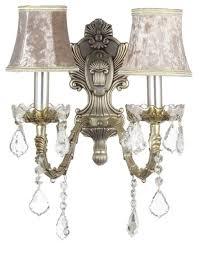 <b>Настенный светильник Dio D'Arte</b> Lucca E 2.1.2.600 CG, 80 Вт ...