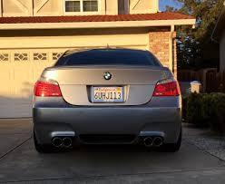2005 545i Quad Exhaust - Bimmerfest - BMW Forums