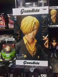 One Piece - <b>Grandista</b> - Sanji - <b>Banpresto</b> - <b>Original</b> Figure 28cm ...