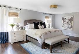 lighting for bedrooms ideas. Bedroom With Flush-mount Ceiling Fixture Lighting For Bedrooms Ideas