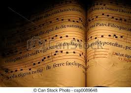 latin hymns csp0089648