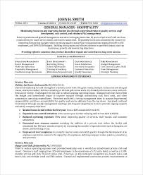 Sample General Objective For Resume Sample General Resume Objective 5 Documents In Pdf