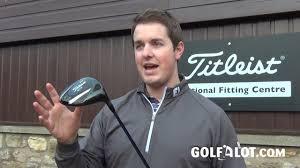 Titleist 913 Chart Titleist 913 Driver Fitting Interview By Golfalot