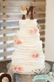 Ruffled Wedding Cake Wwwhamleybakeshoppecom Photo Courtesy Of
