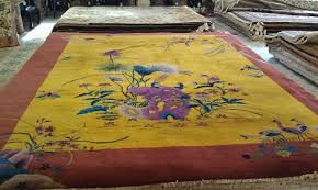 antique chinese art deco rug 1920 s handmade oriental rug for