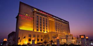 Hotel Delhi City Centre Crowne Plaza New Delhi Okhla New Delhi India