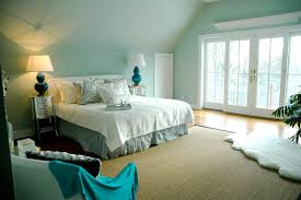 Turquoise Bedroom contemporary-bedroom