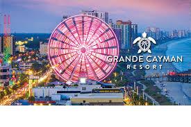 The New Grande Cayman Resort In Myrtle Beach Oceanfront Hotel
