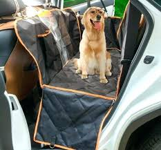 dog seat in car hammock for dogs waterproof cover covers australia