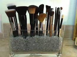 ... DIY Makeup Brush Organizer Ideas