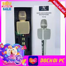 Loa bluetooth karaoke ys a35 2020 có cực hay kèm micro không dây - Sắp xếp  theo liên quan sản phẩm