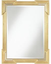 30 x 40 mirror. Farrell Gold 30\ 30 X 40 Mirror O