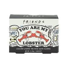 Friends <b>You Are My Lobster</b> Bath Fizzer | Gifts | Superdrug